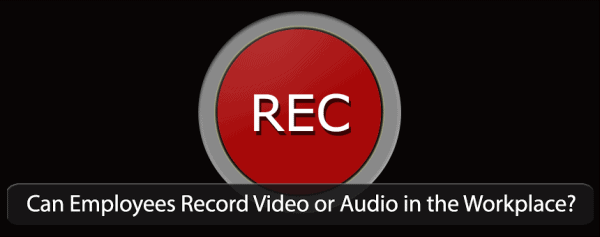 we record your voice